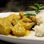 Pollo al Curry nostrano