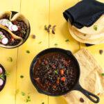 Chili di carne e fagioli