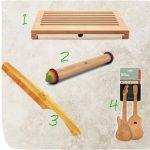 Lo shopping di legno