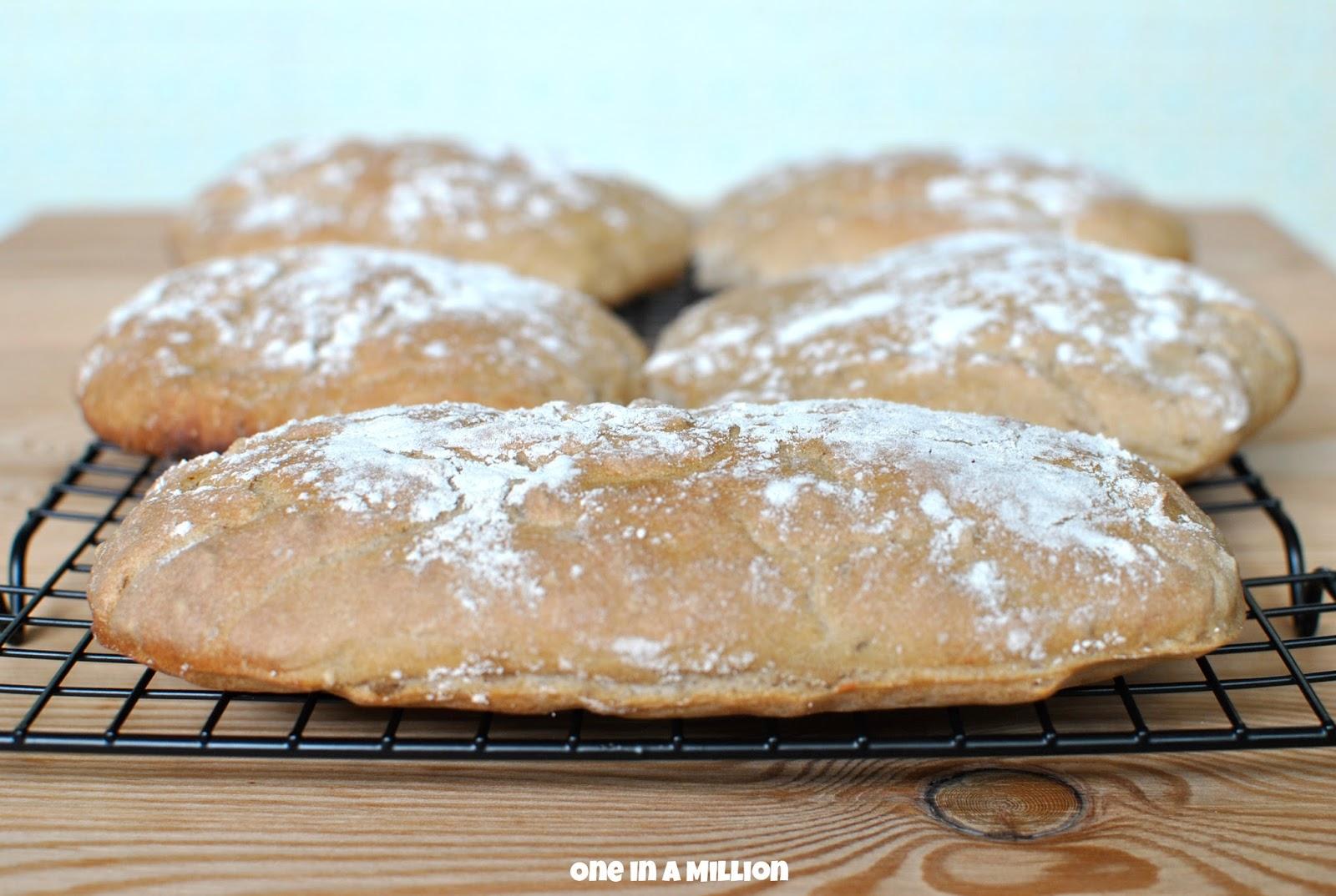 puccia, pane tipico, nero, segale, kummel, finocchio, trigonella, Cortina d'Ampezzo