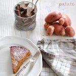 Torta al cioccolato e patate glutenfree