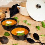 Zuppa caprese (Jamie Oliver)