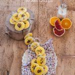 Biscotti con agrumi e olio d'oliva extravergine
