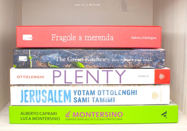 I miei libri di cucina preferiti capitolo 4 one cake in a million - Libri di cucina consigliati ...