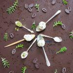 Gelato al wasaby, matcha e cioccolato