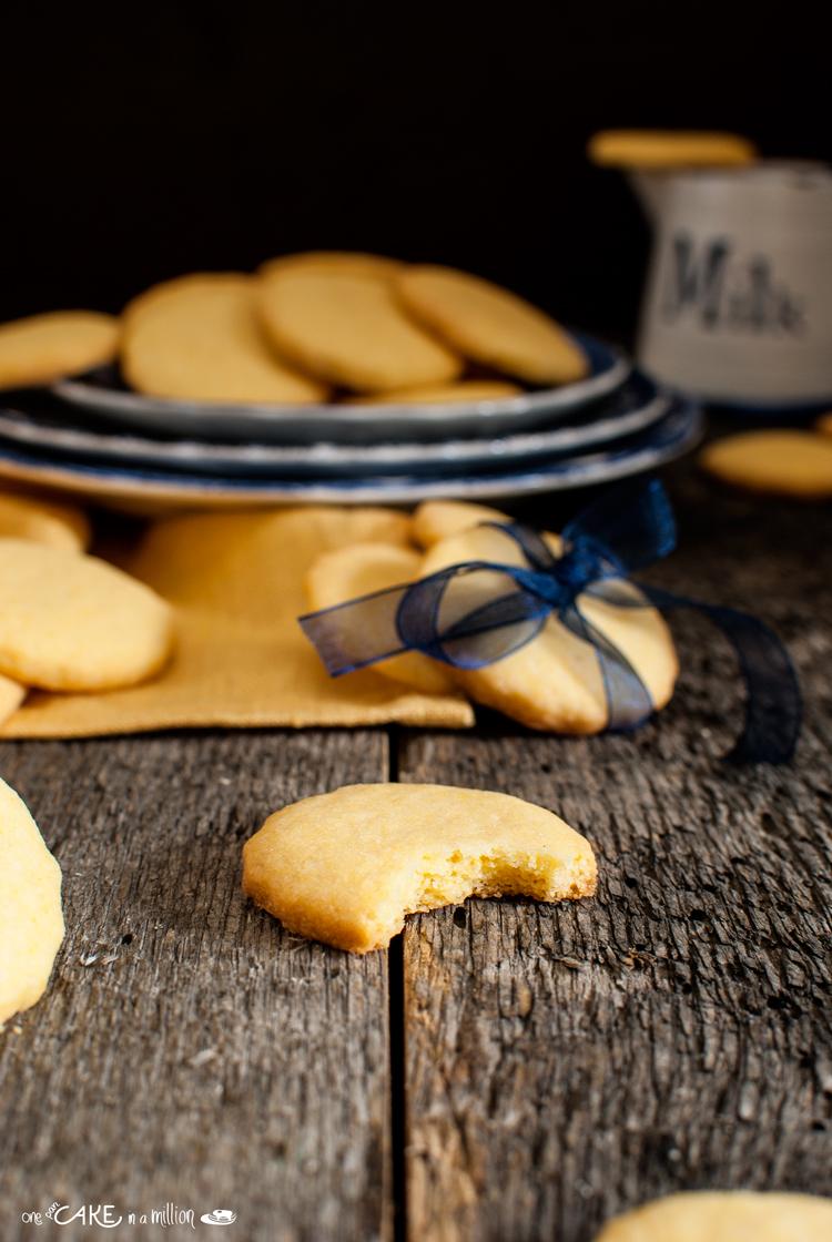 biscotti, farina di mais, fioretto, da polenta, easy, friabili, colazione