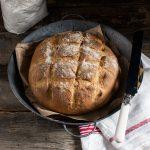 Pane integrale con farro monococco