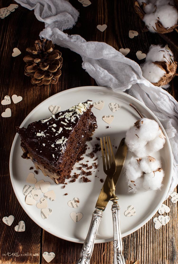 Torta Ciocco Caramello