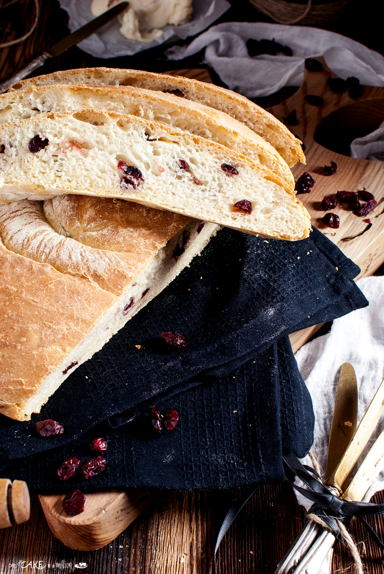Pane Cranberries Zola