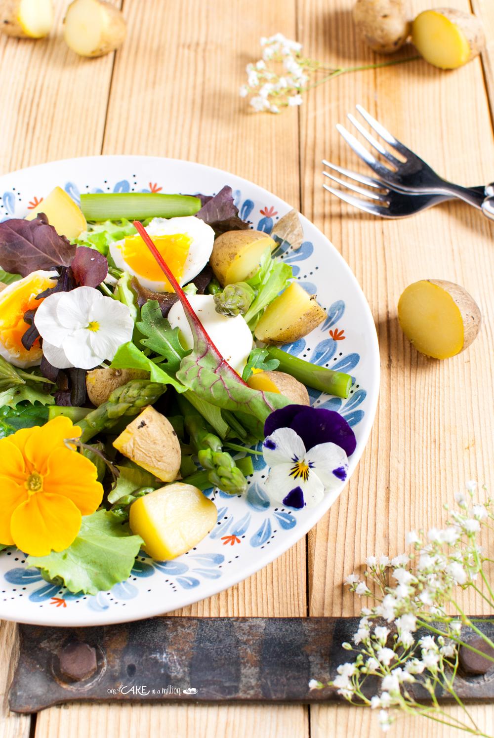 insalata uova asparagi patate