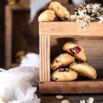 Biscotti cranberry e cioccolato bianco
