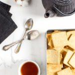 Pasta frolla al burro di cocco